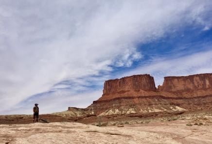 Desert Solitude.